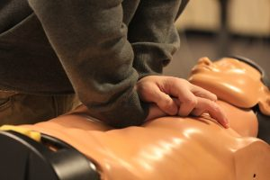 First Aid, CPR and AED Classes